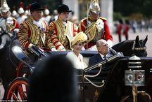 Casas Reales - Protocolo y Etiqueta / Fotografías sobre eventos organizados o en los que participan miembros de las distintas Casas Reales del mundo