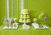 Party inspirations / Delightful and beautiful ideas for parties / by Tammy Hatfield