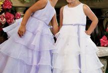 vestidos para nena