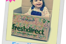 FreshDirect Family Photo Contest / Vote for your Favorite pic! Your votes combined with our judges' scores will determine the top 10 Finalists (who will each win a $100 FreshDirect Gift Card) and compete for the Grand Prize (over $1000 in products from our new Baby Boutique!) / by FreshDirect