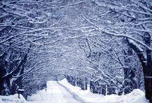 Inspiration for Snowbound