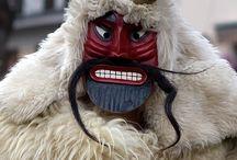 Magyar maszkok