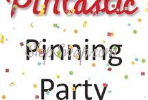 Pinterest Pinning Parties