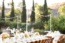 Venue decoration ideas / Ideas we love from venues, colour schemes, decorations and much more