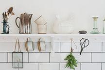 INTERIOR / Kitchen Styling