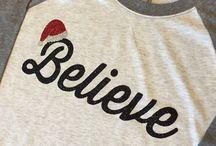 Christmas TShirt ideas