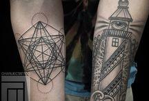 tatuagem farol