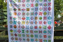 The Farmer's Wife/Daughter Quilts/Blocks