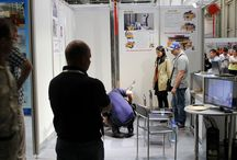 EZ RENDA at International exhibitions/fairs / EZ RENDA wall rendering machine shows up in those most important and professional international exhibitions and fairs and we have always been the shinning star in the exhibitions!!