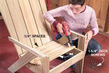 création mobilier de jardin
