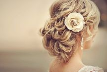 Wedding Hair / by Adara Vantussenbroek