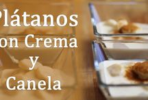Our Desserts videos / The sweetness of the Mexican cuisine.