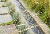 Water Features / Inspiring and creative water features for gardens.