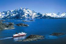 Cruceros Hurtigruten / Noticias, ofertas y fotos de los Cruceros Hurtigruten