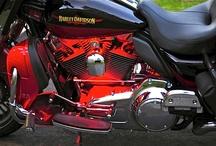 Harley-Davidson . CUSTOM..