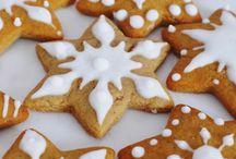ciasteczka świąteczne i pierniki