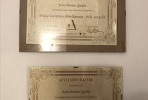 Certificate make up