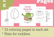 zahradničení pro děti/gardening crafts and activities for preschooler