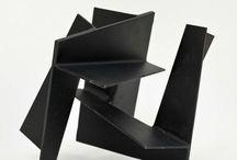 esculturas hierro