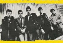 Punk Rock / From those days, the punk I grew up with.  The Cortinas.  Penetration, The Clash. Pere Ubu.  The Damned.  and more.