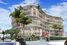 N! Hotel / Progetto seguito presso lo studio dell'architetto Massimo Morandi