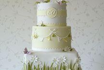 pale yellow cake