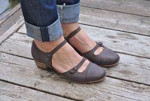 Oinetakoak ~ shoes
