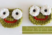 Aplicaciones a crochet