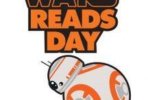 School right  to read week Star Wars