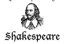 Shakespeare / by Renee Schloss