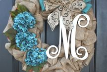 wreath / by Pat Bowman
