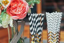 Modern (Kate Spade) Wedding / by Uptown Events