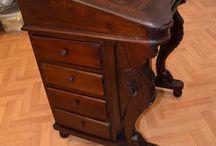 Desk design wooden