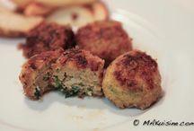 Carnivores / Toutes les recettes avec de la viande / All meat recipes