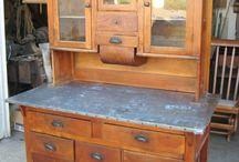 antique bakery stuff