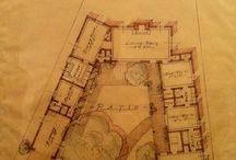 1930's Floor Plans Pre WWII
