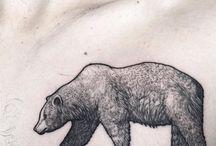 Leg Sleeve / tattoo