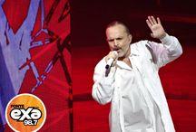 """""""Miguel Bosé"""" en concierto. / Siempre en los mejores eventos. #MuchoMasMusica"""