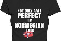 Norway T-short