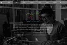 Web Design Inspirations / Ottime progettazioni web design