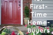 Buying a home / by Gina Miller