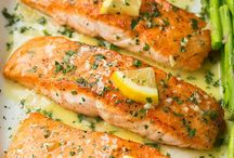 Succulent Salmon Dishes