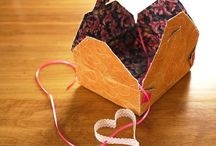 gift boxes and pretty packaging / gift box templates and tutorials and envelope templates, pretty packaging