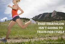 Triathlete / Because I am a triathlete.  / by Manda Lee
