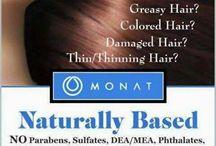 Amazing Monat Hair
