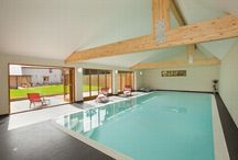 Jurston Barn / Stunning large luxury barn conversion sleeps 12, with indoor pool and hot tub - http://www.groupstays.co.uk/