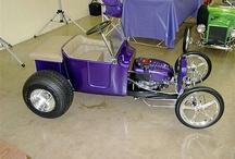 Pedal Car,Go kart, Cycle car