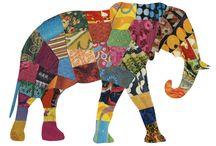 Elephants / by Kathleen Moore