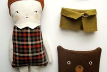 children's stuff: dolls & softies