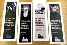 Picture This - the Music Photography of Sheila Rock / FREE exhibition in the Music Library: 26 April - 4 July 2017
